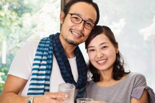 youg couple