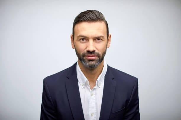 executive white male